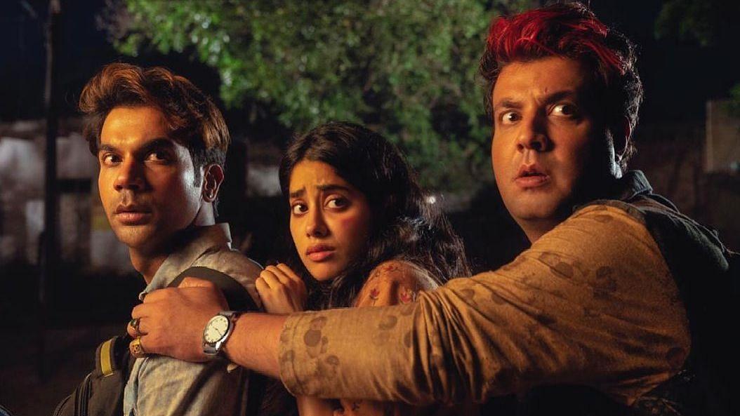 Rajkummar Rao, Janhvi Kapoor's film 'Roohi Afza' renamed as 'Roohi', to release in March 2021