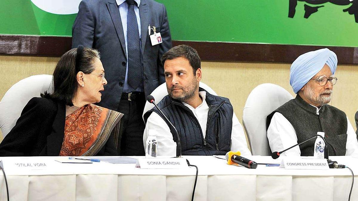 Delhi HC issues notice to Sonia Gandhi, Rahul in National Herald case