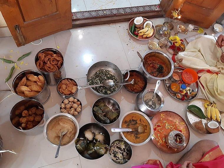 Food for bappa