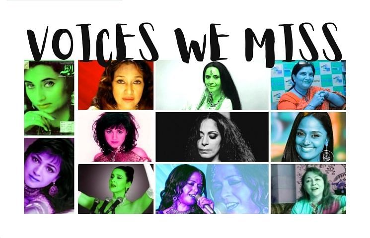 Voices we miss