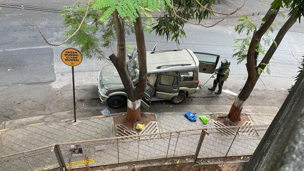 'What about Pulwama?': Shiv Sena slams Centre over transfer of Antilia bomb scare case to NIA