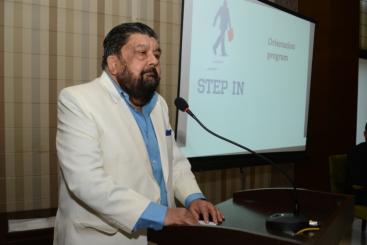 INDORE: Daly College of Business Management organises Step In to begin new academic year