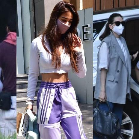 Paparazzi Files: BTS pics of Deepika Paudkone's upcoming film, Kareena Kapoor Khan's house party and more