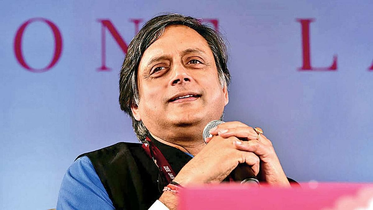 'I don't blame govt, but...': Shashi Tharoor on British parliament discussing farmers protest in India