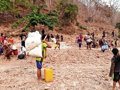 Deputy Commissioners told to politely turn away Myanmar refugees