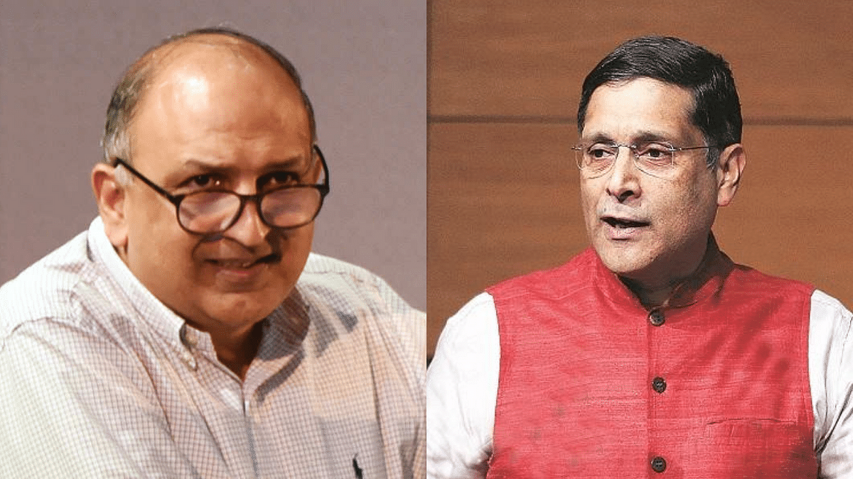 Troubling signs for free speech in a democracy: Twitter irked as PB Mehta and Arvind Subramanian resign