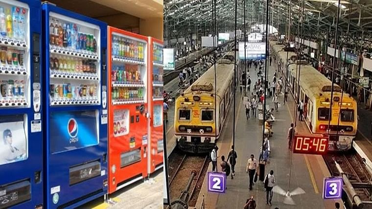 Mumbai: Central Railway to install standalone self-dispensing vending machines at 9 stations