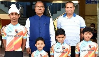 Bhopal: Four Campion School students selected for 58th roller skating competition