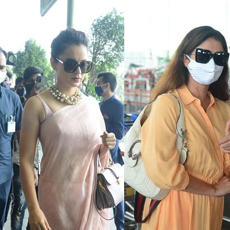 Paparazzi Files: Kangana Ranaut, Urmila Matondkar, Shraddha Kapoor and others spotted in Mumbai