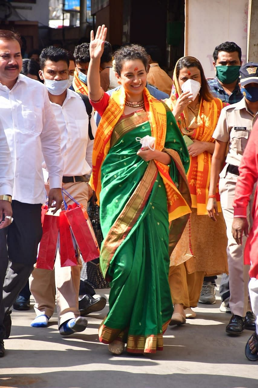 In Pics: Take summer fashion cues from Kangana Ranaut to wear traditional outfits in style