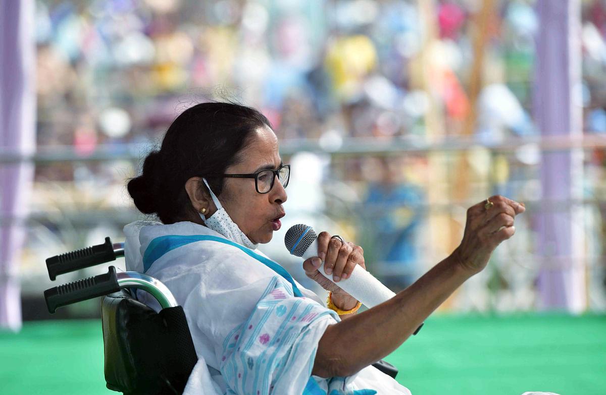 'Violating election code of conduct': Mamata Banerjee hits out at PM Modi for Bangladesh visit during West Bengal Polls
