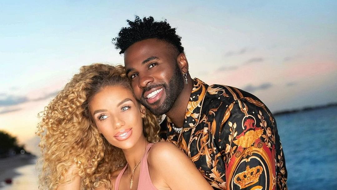 Jason Derulo expecting first child with girlfriend Jena Frumes, says 'couldn't be more excited'