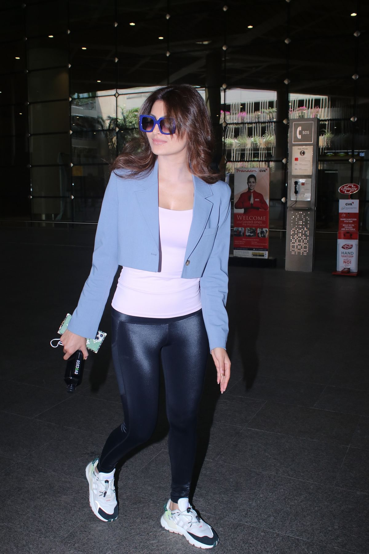 Did you know? Urvashi Rautela drinks this expensive black alkaline water which costs Rs 4,000 per litre