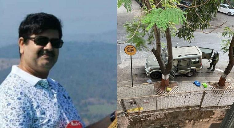 NIA receives MHA order to probe Mansukh Hiren's death case