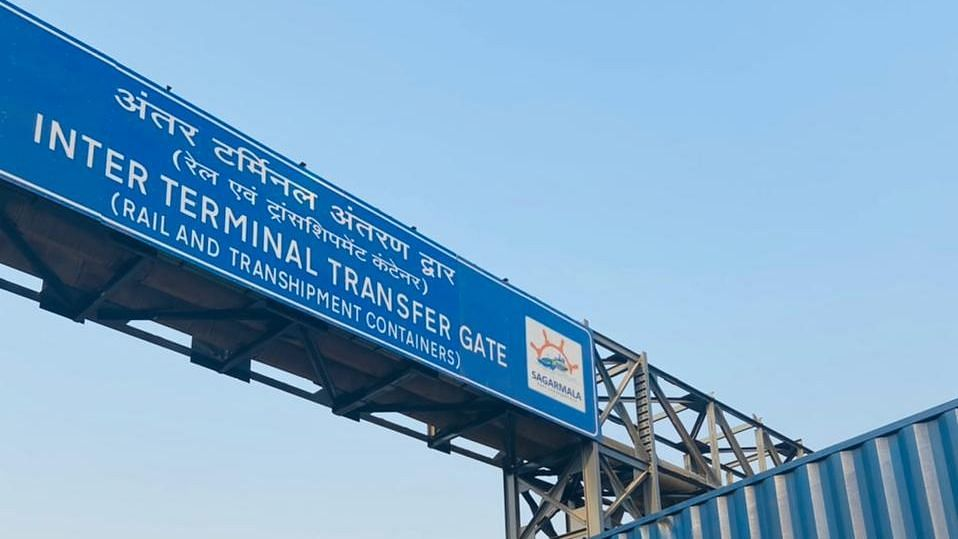 Newly-launched inter-terminal route to help reduce the distance between BMCT and four Container Terminals of JNPT