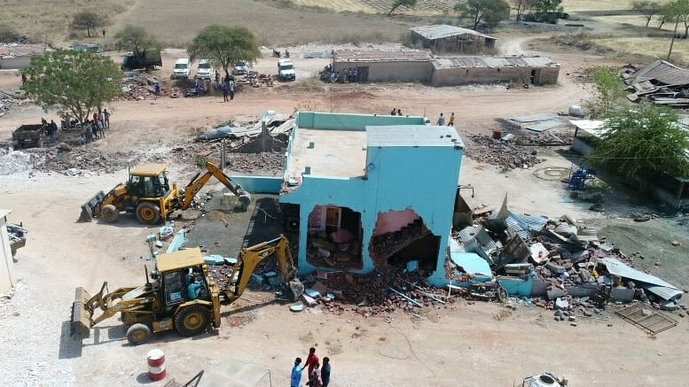 Madhya Pradesh: Mandsaur administration's major action, land worth Rs 10 crore freed from encroachment