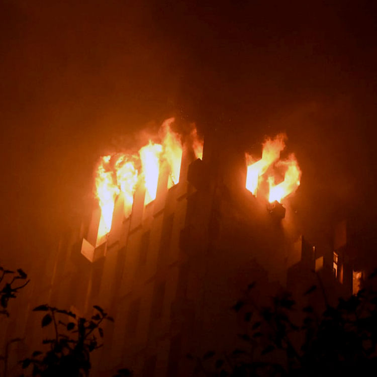 Kolkata: Death toll in Strand Road Eastern Railway building fire rises to 9