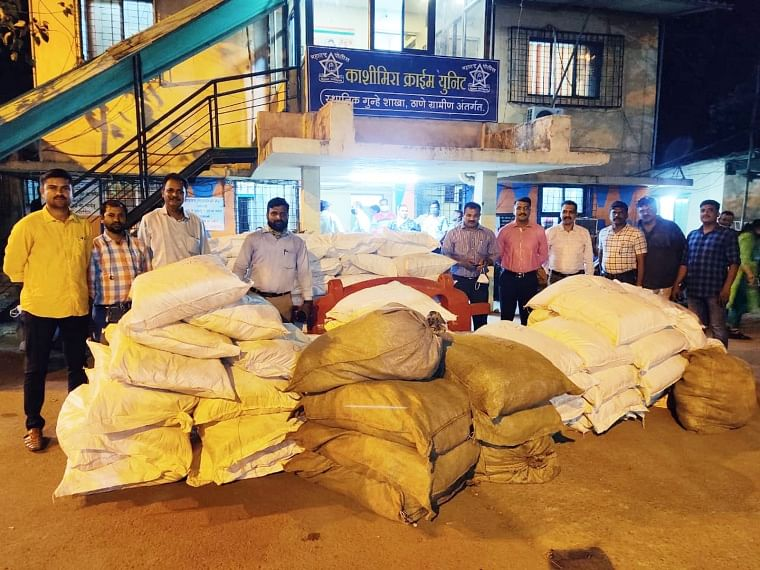 Mira Bhayander: Cops seize guthka worth Rs 15 lakh in two different raids