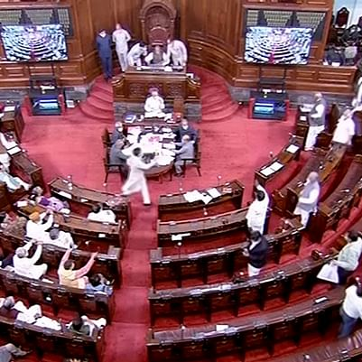 Rajya Sabha passes bill to amend NCT of Delhi Act, opposition parties stage walkout