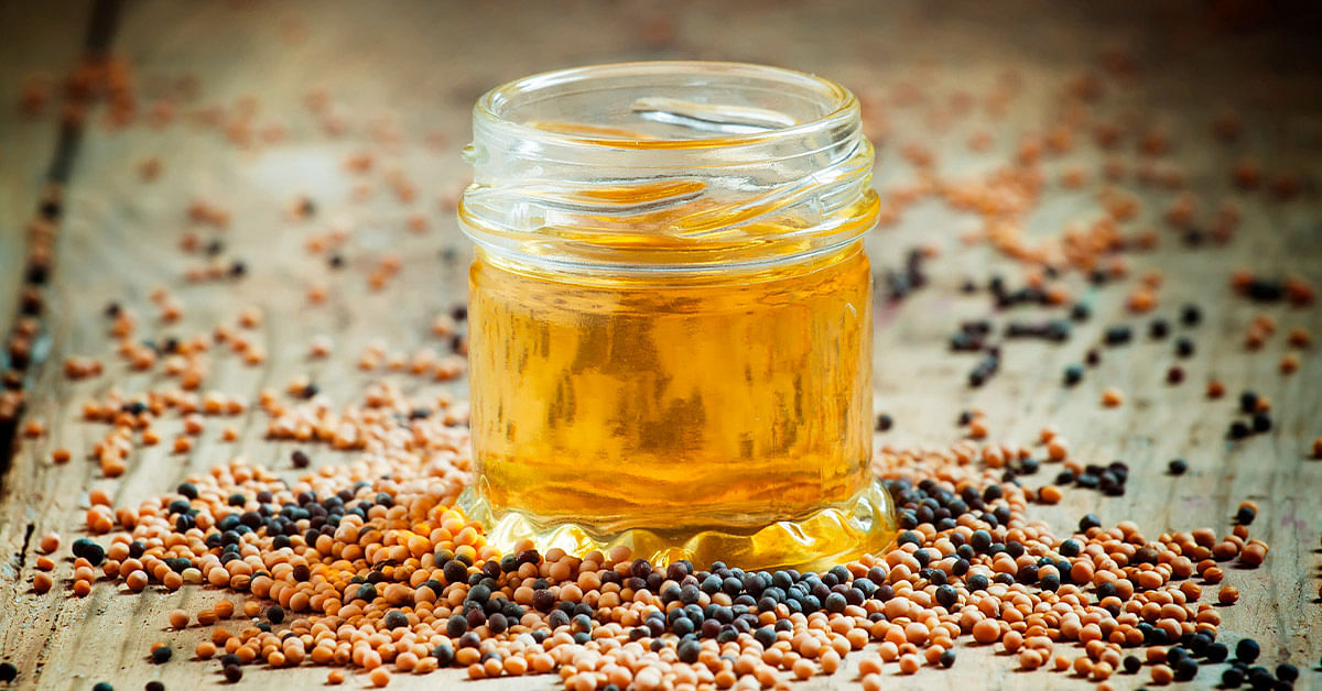 For good health, replace other cooking oils with mustard oil