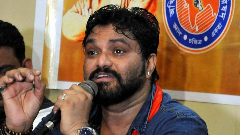 TMC is threatening people ahead of West Bengal Assembly polls: Union Minister Babul Supriyo