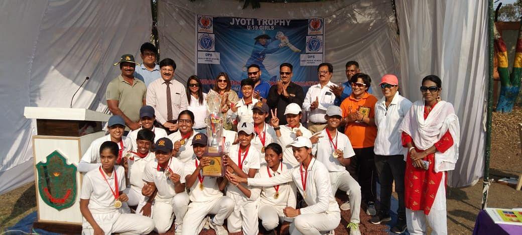 President XI win title in Jyoti trophy U-19 women's cricket
