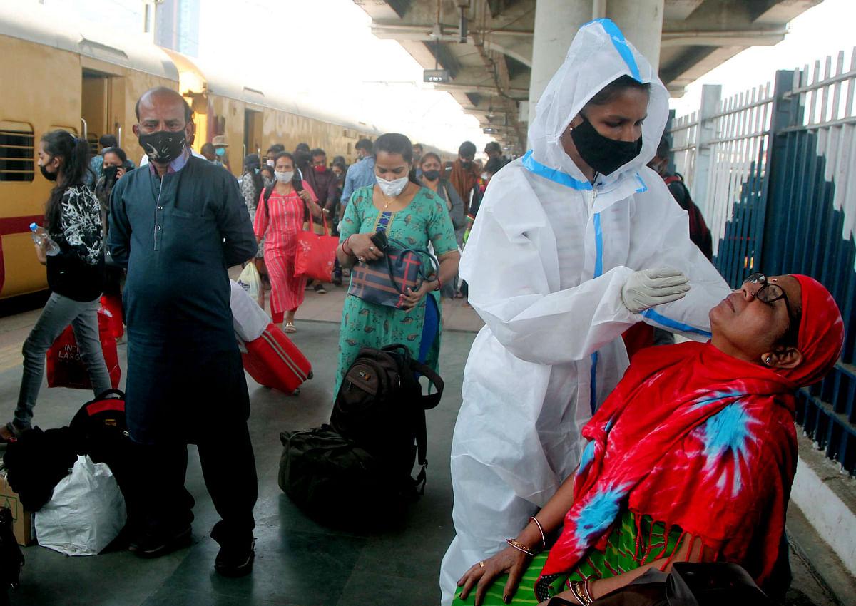 Maharashtra, Mumbai see slight drop in cases