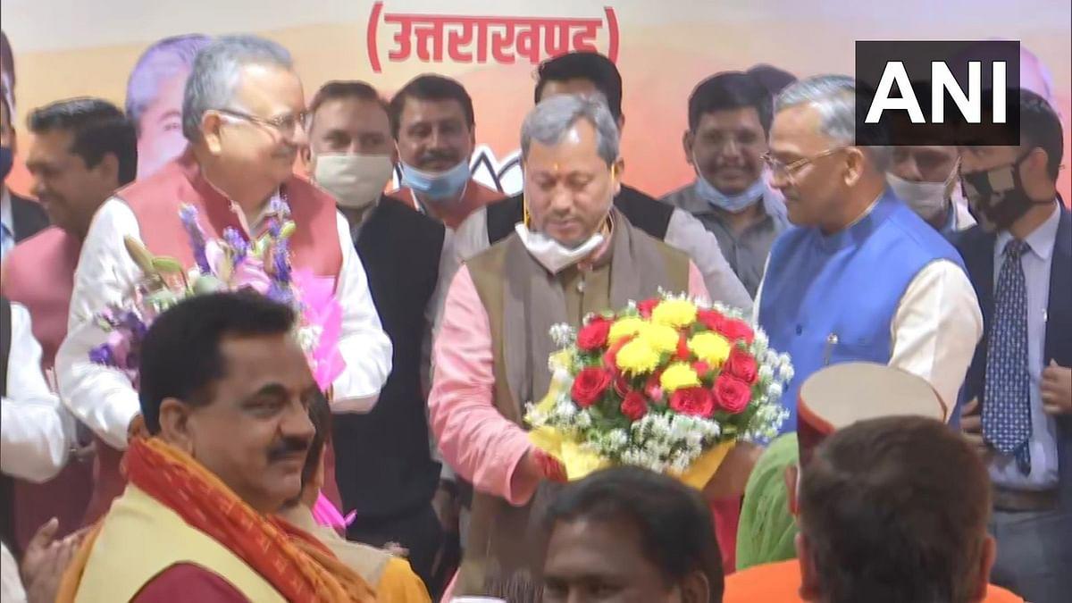 Tirath Singh Rawat to be next Uttarakhand CM, oath-taking ceremony at 4 pm