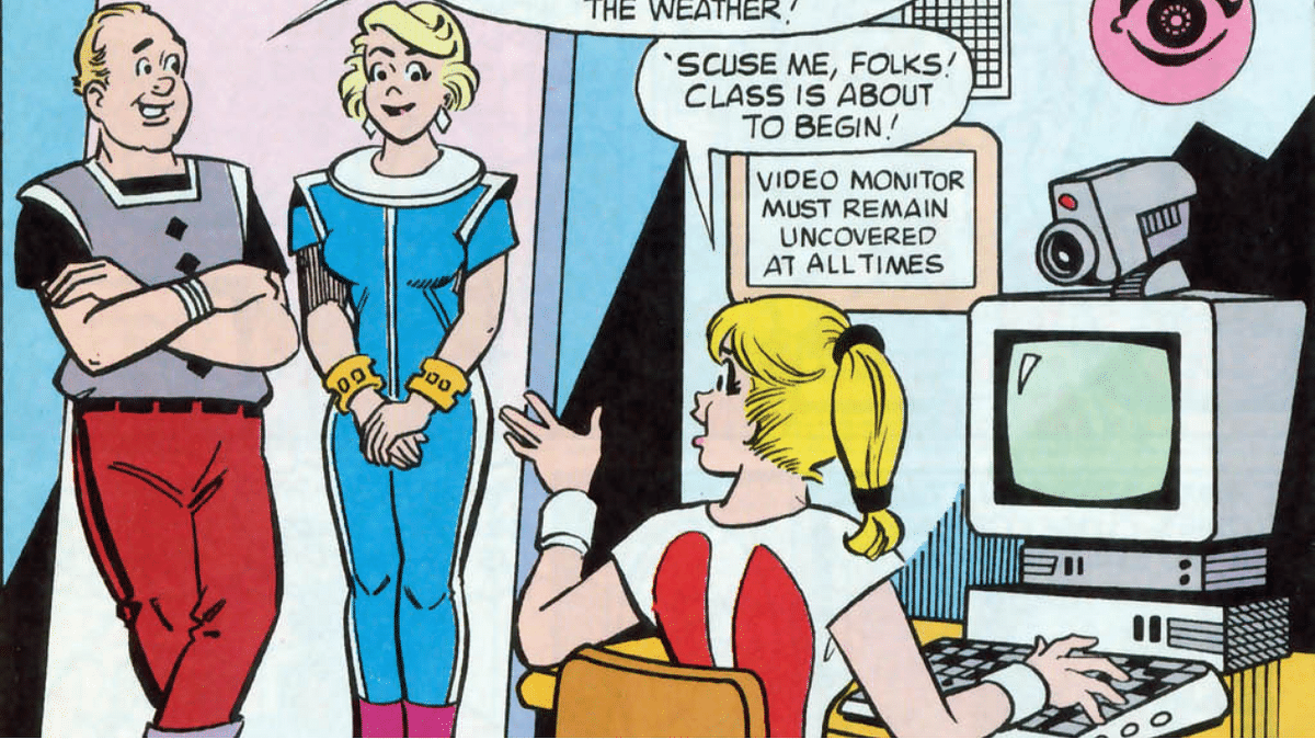 'Simpsons who?': Archie Comics predicted schooling in 2021 25 years ago; Twitterati puzzled