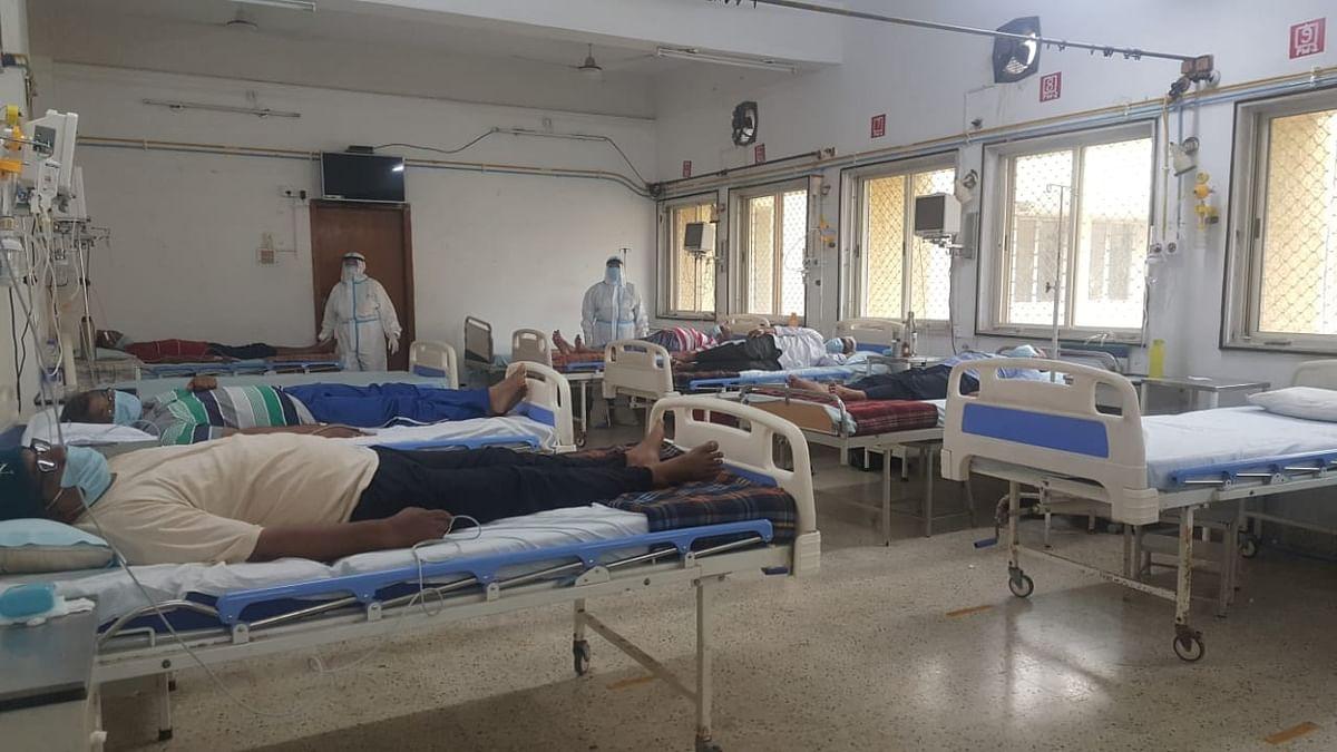 Mumbai: City hospitals run out of Covid beds