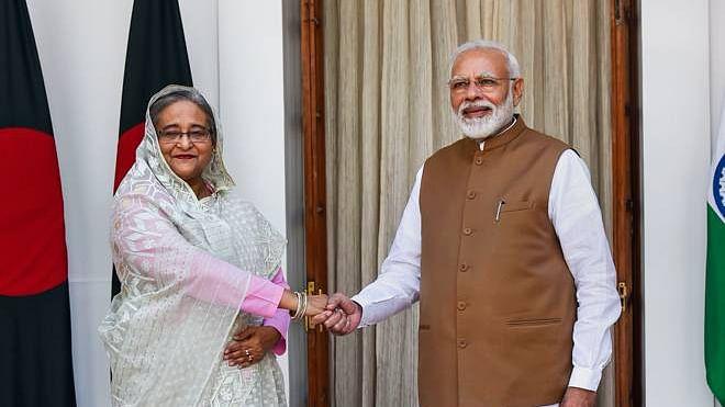 Gandhi peace prize to Sheikh Mujibur Rahman befitting tribute to New Delhi-Dhaka ties: Bangladesh