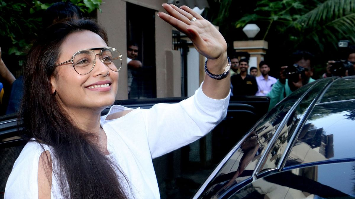 In a first, Rani Mukerji to celebrate her birthday with fans on social media