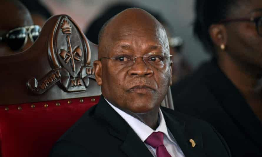 Tanzania President John Magufuli being treated in India for COVID-19, says Opposition leader Tundu Lissu