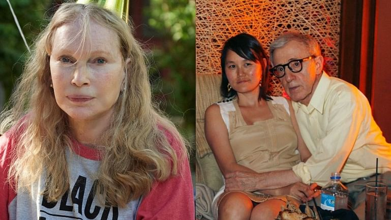 Mia Farrow reveals she encouraged daughter Soon-Yi to bond with Woody Allen before discovering their affair