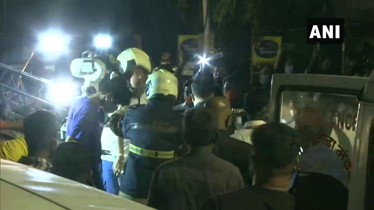 Mumbai: Death toll increases to 10 in COVID-19 hospital fire in Bhandup