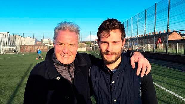 'Fifty Shades of Grey' actor Jamie Dornan's father dies of COVID-19