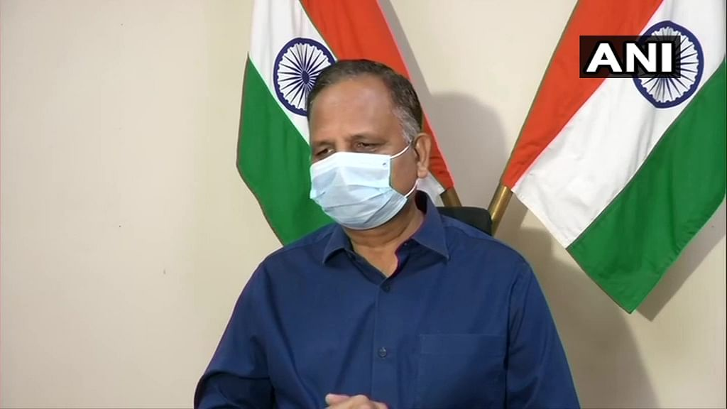 Lockdown in Delhi? Here's what Health Minister Satyendar Jain has to say