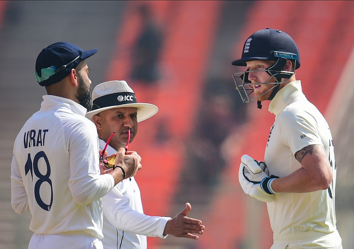 IND vs ENG, 4th Test: Virat Kohli, Ben Stokes engage in heated argument; umpires intervene - Watch video