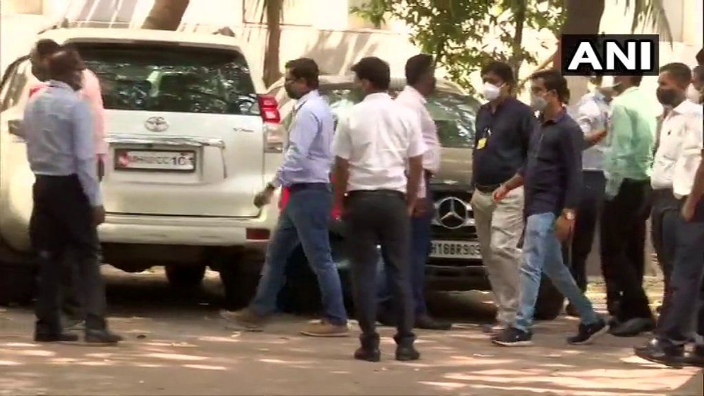 SUV case: Forensic team from Pune visits NIA's Mumbai office