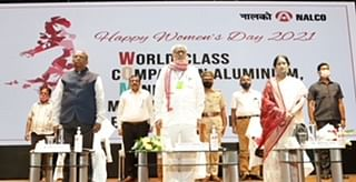 Odisha Guv Prof. Ganeshi Lal graces NALCO's International Women's Day celebrations as Chief Guest