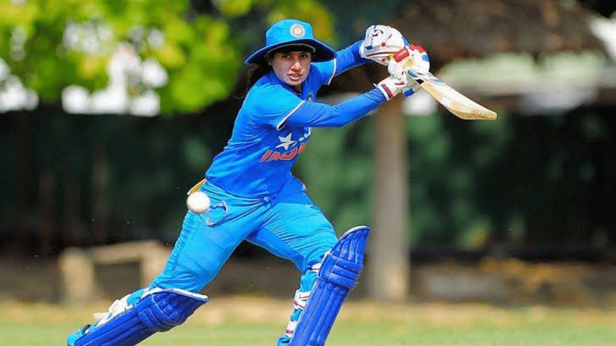 'Goddess of Cricket': Twitter hails Mithali Raj for becoming first woman to complete 7,000 runs in ODIs