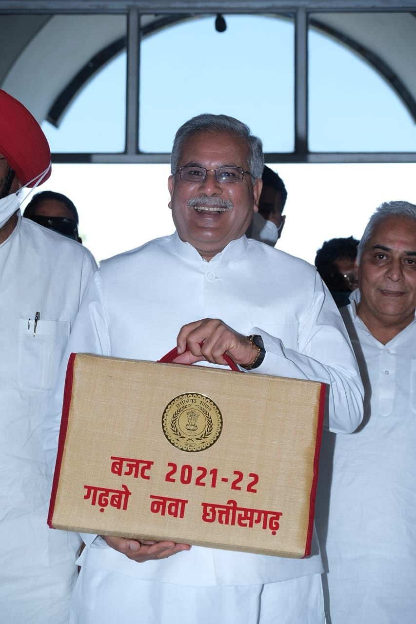 'HEIGHT': CM Bhupesh Baghel presents Budget of Rs 97,106 cr with impetus on Rural Chhattisgarh