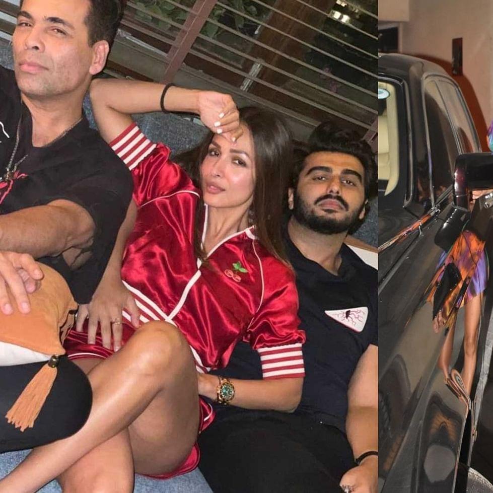From Arjun-Malaika's PDA to Natasha Poonawalla's Rs 21 lakh bag – step inside Amrita Arora's house party