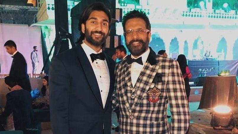 Jaaved Jaaferi on son Meezan: His focus is on being a star actor