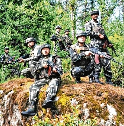 Prevent influx from Myanmar, India orders Assam Rifles