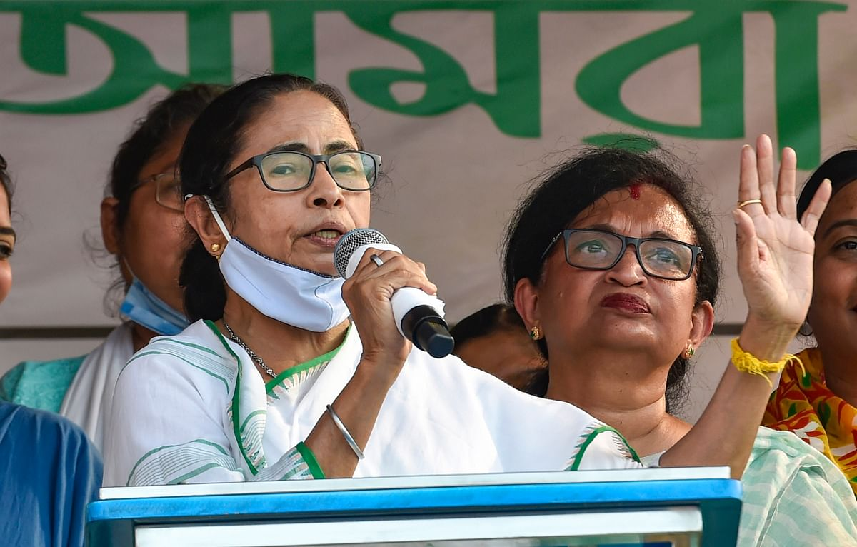 PM Modi will soon rename India after himself: West Bengal CM Mamata Banerjee