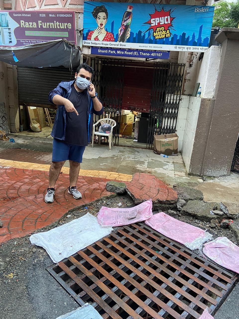 Angels of Mumbai: This Mumbaikar is using social media to solve civic issues