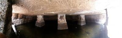 Satavahana era mystery cave