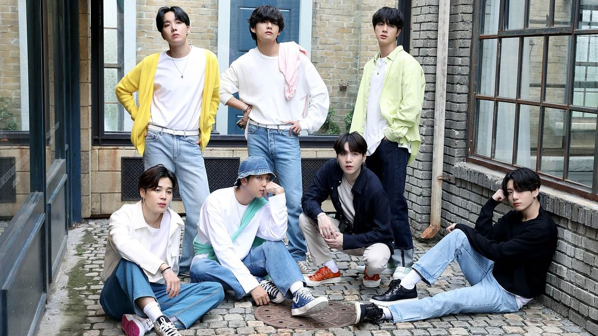'We were mocked for the way we look': BTS speaks out against anti-Asian racism in a powerful statement