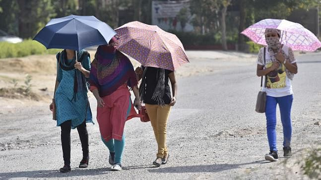 Madhya Pradesh: Heat wave sweeps across for the state second successive day